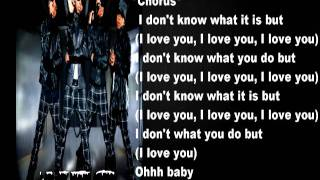 I Love You Lyrics - Mindless Behavior