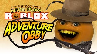 Roblox: Adventure Obby #1 [Annoying Orange Plays]