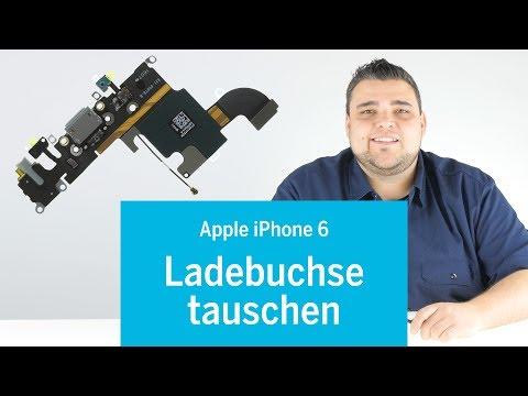 iPhone 6 - Lightning Connector tauschen / replacement