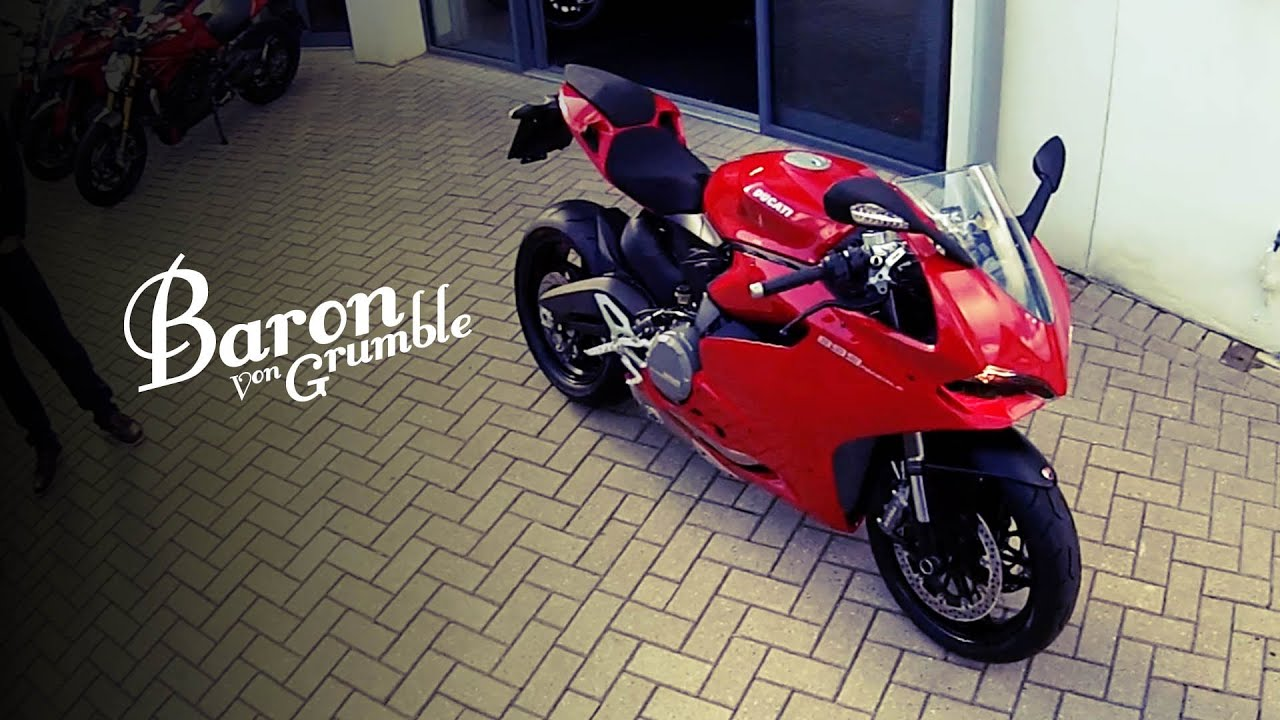 Bike With Girl Hd Wallpaper Ducati 899 Collection Youtube