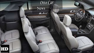HOT NEWS  !!!! 2018 Ford Escape Interior Overview