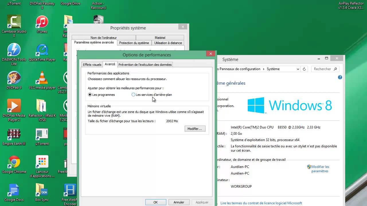 Download Comment augmenter la ram virtuelle sans ready boost