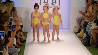 Moms Defend Daughters Being In Swimwear Fashion Show: It's Not Sexualizing