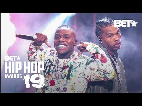 Miss Monique - Baby and Lil Baby performing at the BET hip hop awards