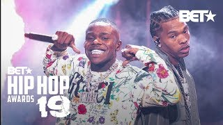 Download Lil Baby & DaBaby Turn Up To 'Baby'! | Hip Hop Awards 2019 Mp3 and Videos