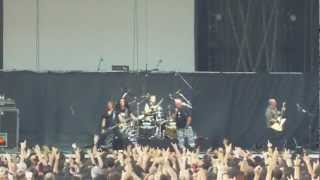 U.D.O. - Balls to the wall [Accept Cover] (Sevilla) @EpitaphTour 2012
