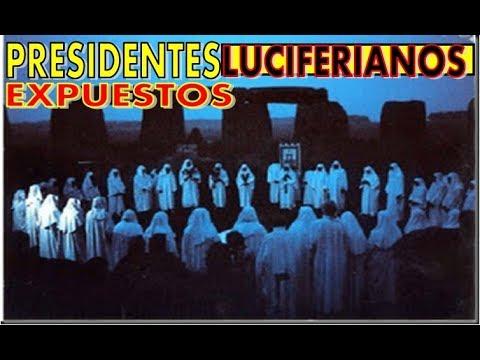 PRESIDENTES MASONES EXPUESTOS Y REVELADOS (EL TUYO ESTA AQUI!) PRUEBA QUE LA TIERRA ES PALANA