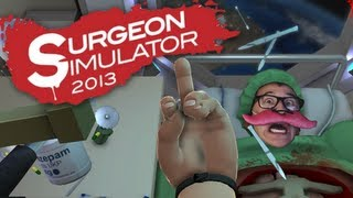 Surgeon Simulator 2013 | Part 5 | BEST DOCTOR IN SPACE!