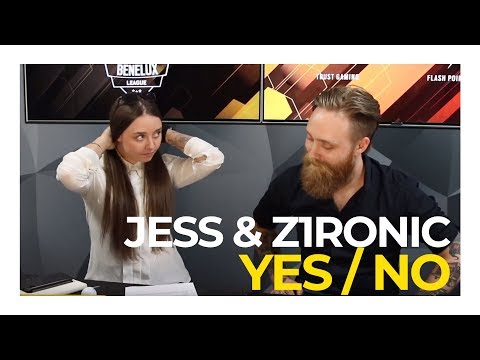 MORNING STARS JESSGHOST & Z1RONIC Playing R6 YES/NO