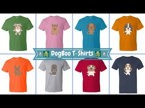 DogBoo Unisex T-Shirts