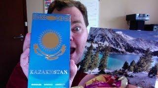 Taste Test Kazakhstan #01