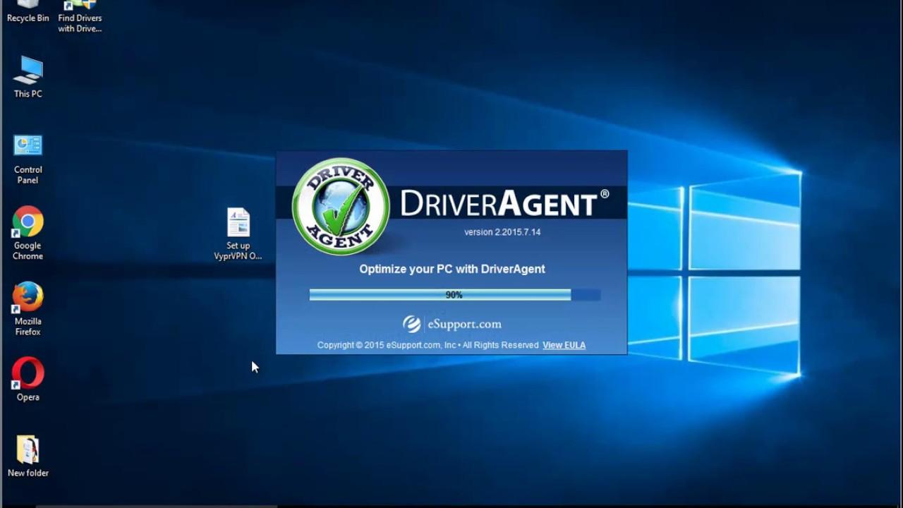Kết quả hình ảnh cho image Driver Agent. windows `10