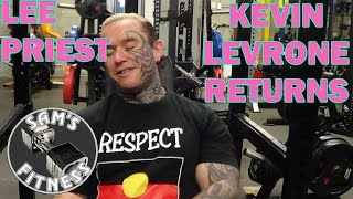 Video LEE PRIEST and KEVIN LEVRONE'S Come Back to Bodybuilding download MP3, 3GP, MP4, WEBM, AVI, FLV Agustus 2018