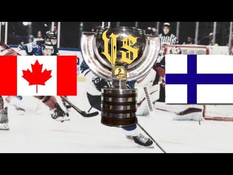 Suomi - Kanada | jääkiekon mm 2019 | Finaalin maalikooste