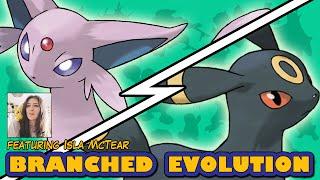 Umbreon vs Espeon   Pokémon Branched Evolution (Featuring Isla McTear)