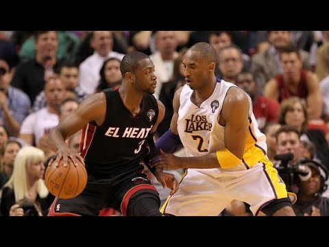 Is Dwyane Wade BETTER Than Kobe Bryant?