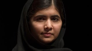 Raw Video: Malala Yousafzai