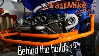 FastMike Drifting - Behind the build³ | EP09 | Tjofs Media [4K]