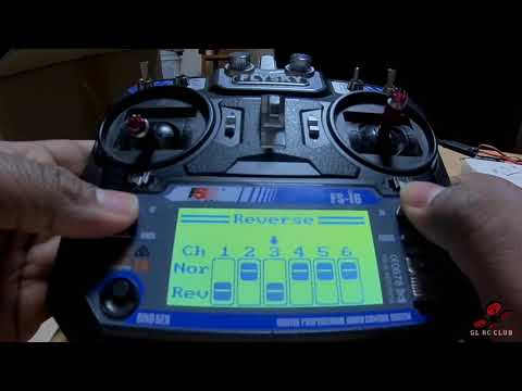 What Is The Channel Reverse And End Points - Transmitter Basic