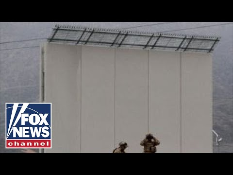 380 Sheriffs Urge Congress to Act on Trump's Border Wall