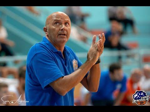 PRESS ROOM Lions Bisceglie-Giulianova: coach Luciano Nunzi