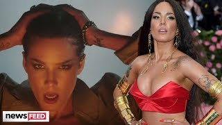 Halsey Drops INSANE Music Video And People Are SHOOK!