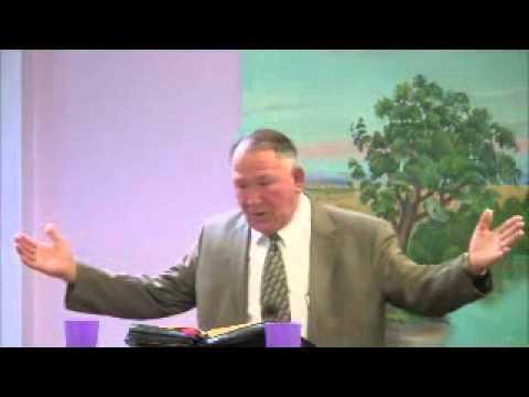 Elder Don Martin, The Spirit & Power of God, 11.9.13