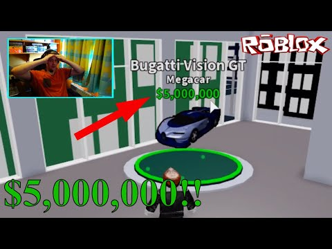 A $5,000,000 CAR!!! | Roblox Vehicle Tycoon #1