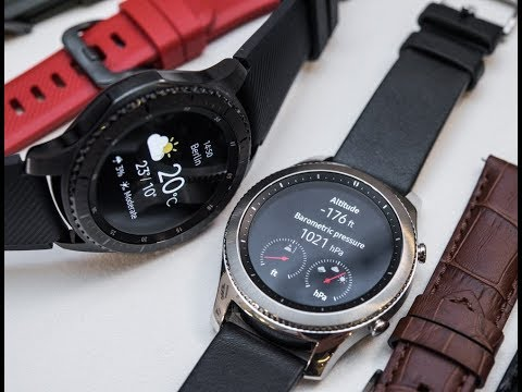 Samsung Gear S3 Review (Best Smartwatch On The Planet)