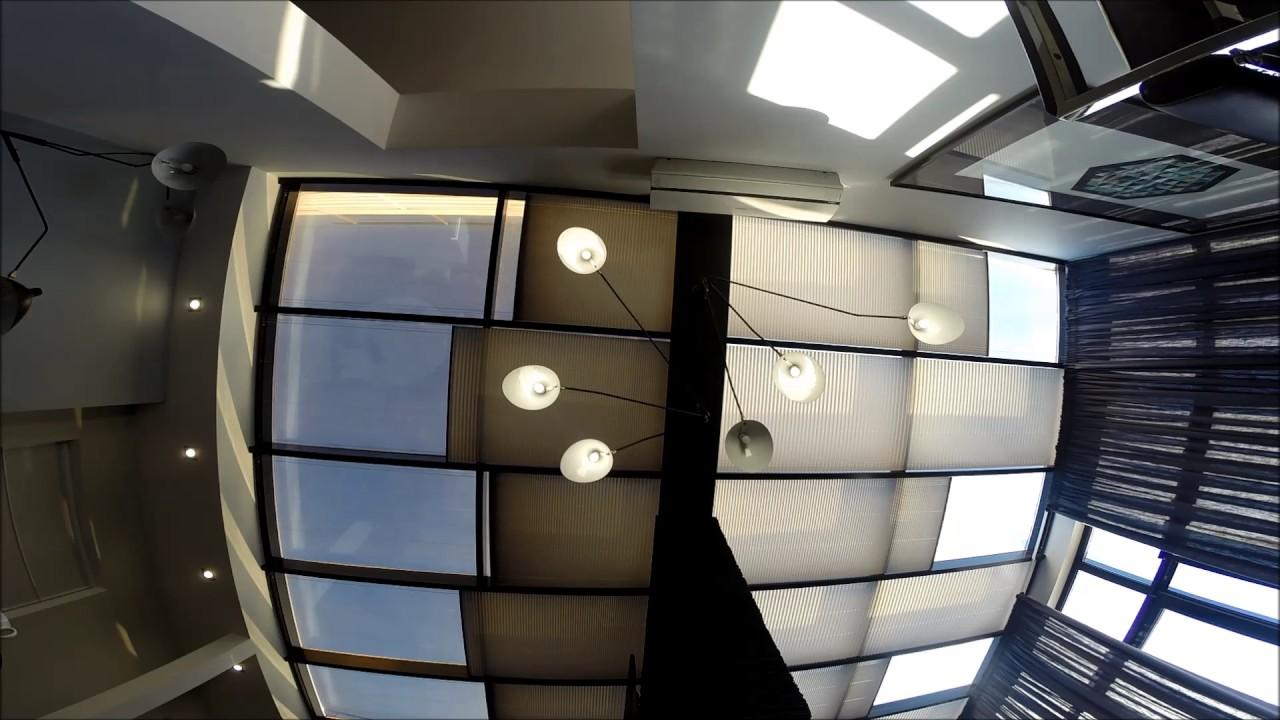 Недорогие рулонные шторы от АВС - YouTube