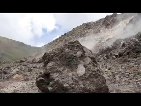Response And Recovery - La Soufrière Volcano St Vincent