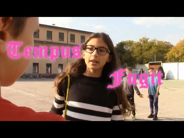 Tempus Fugit - cortometraggio scuola primaria