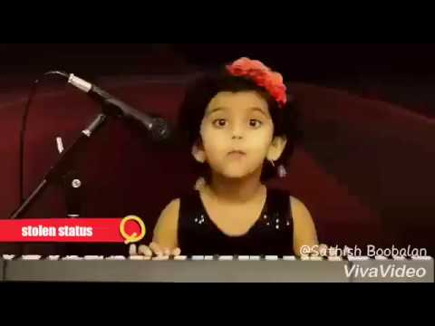 Guleba song | small girl sings | awesome