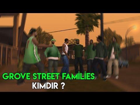 GROVE STREET FAMİLİES KİMDİR ?
