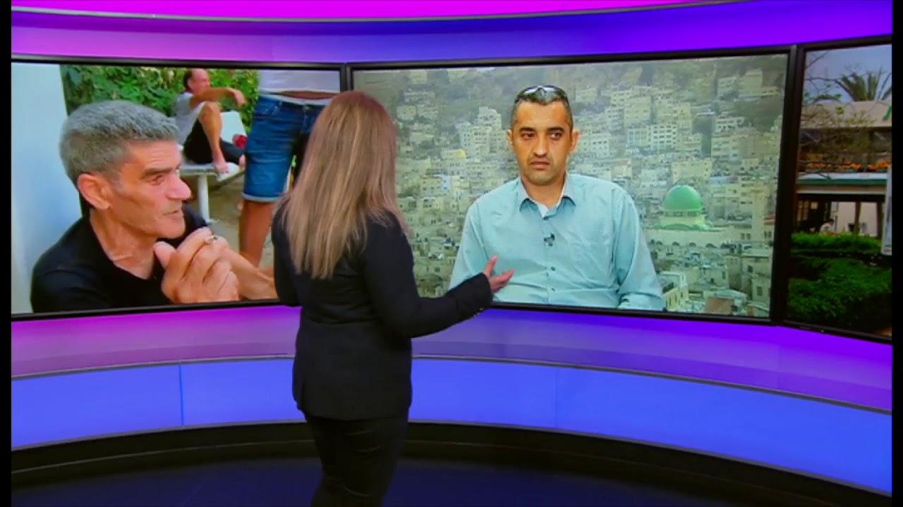 طبيب فلسطيني ينقذ إسرائيليين من حادثة طعن في الضفة الغربية
