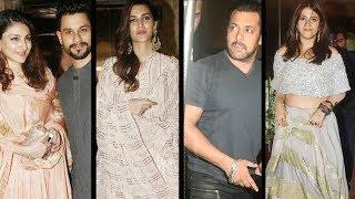 Salman Khan & other Bollywood celebs attend Ramesh Taurani