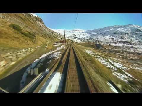 "Norway's ""Slow TV"" Train Documentary Phenomenon - Ch4 Scandimania (2014)"