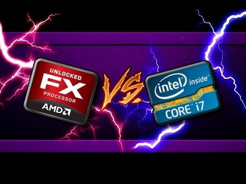 Какой процессор лучше (Intel или AMD)???