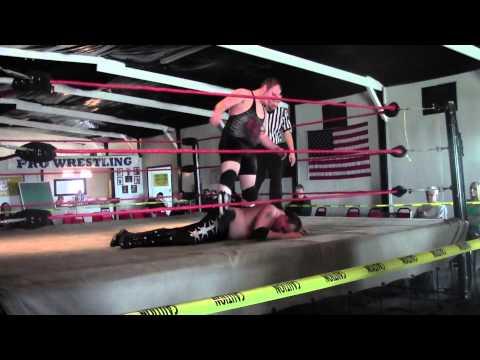 3/16/2013 XCW, Logan Pagel versus Kaige Kuttler