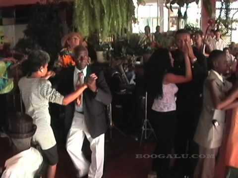 Couples Dancing Son - Santiago de Cuba