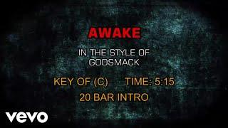 Godsmack - Awake (Karaoke)