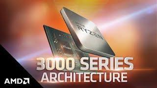 3rd Gen AMD Ryzen™ Architecture