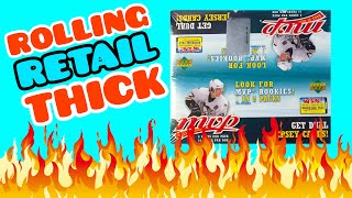 2007-08 Upper Deck MVP Hockey 24ct Retail Box