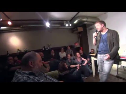 TOBI KATZE: IS EBEN SO (Lesung / Poetry Slam - live in der Goldkante Bochum)