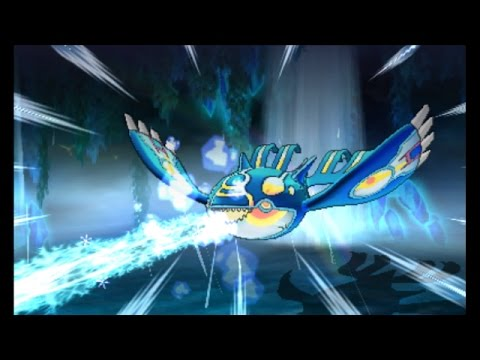how to find kyogre alpha sapphire