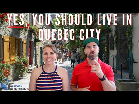 Living In QUEBEC CITY: How To Move There, Cost Of Living, And Job Options (2020) | ExpatsEverywhere