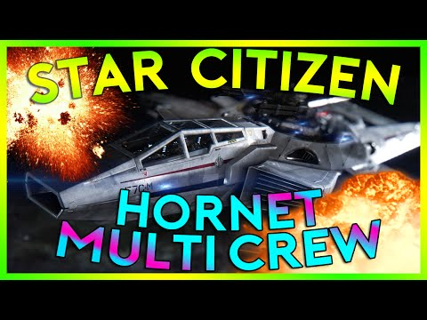 Star Citizen Alpha 2.3 | SUPER HORNET MULTI CREW | Part 74 (Star Citizen 2016 PC Gameplay)