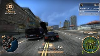 NFS MW Final Pursuit with Ferrari 360 Challenge Stradale