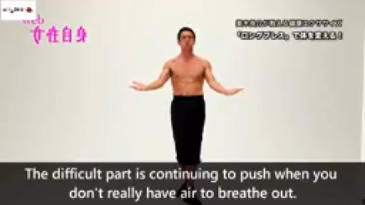 Breath for weight loss