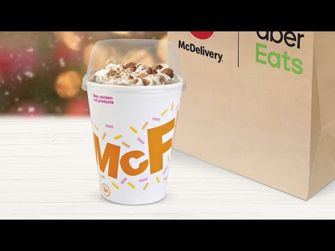 Heath West - McDonald's Is Launching Snickerdoodle McFlurrys For The Holidays